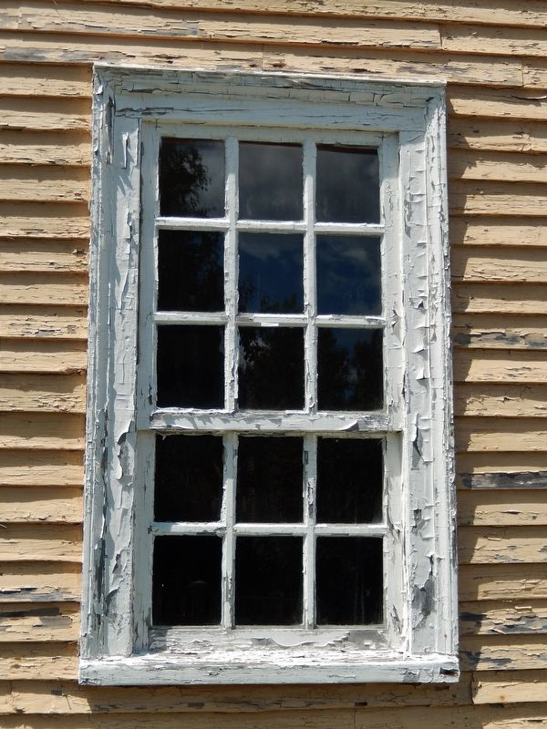House detail: front window image. Click for full size.