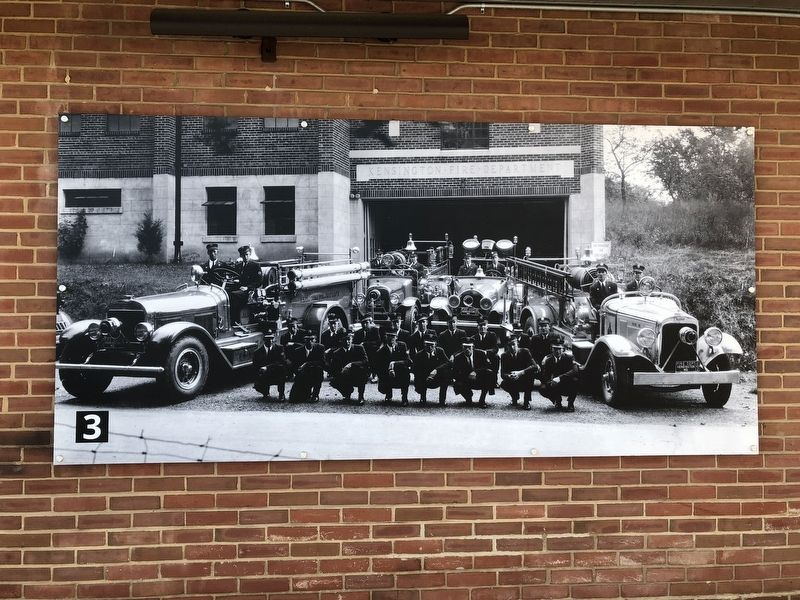 The Kensington Volunteer Fire Department image. Click for full size.