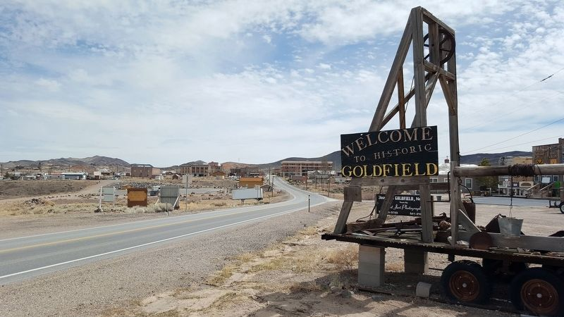 Goldfield today image. Click for full size.