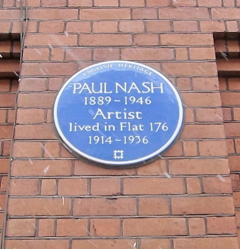Paul Nash Marker image. Click for full size.