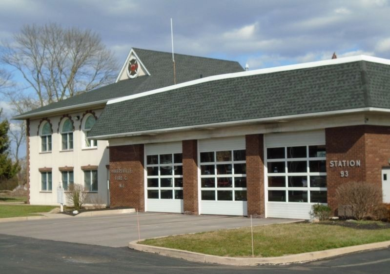Hartsville PA Fire Company image. Click for full size.