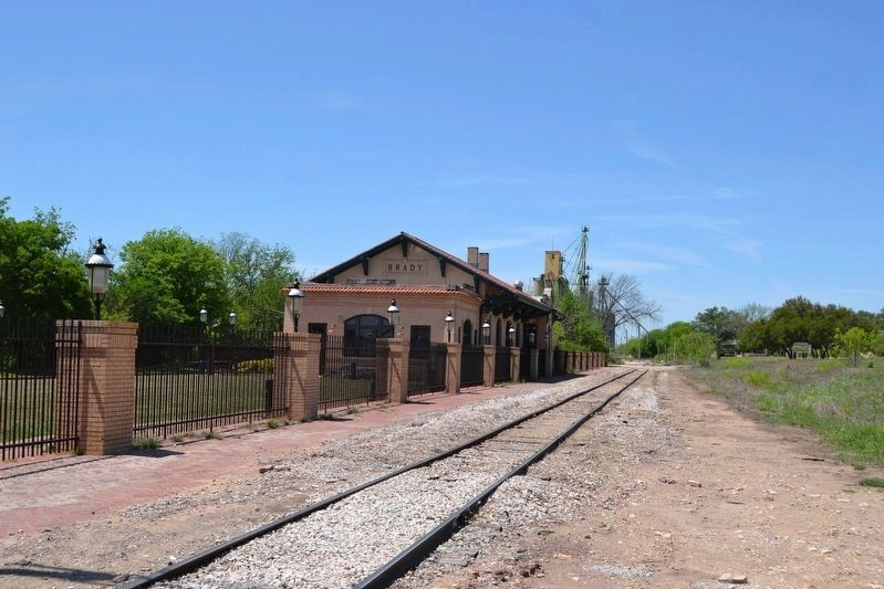 Union Passenger Depot image. Click for full size.