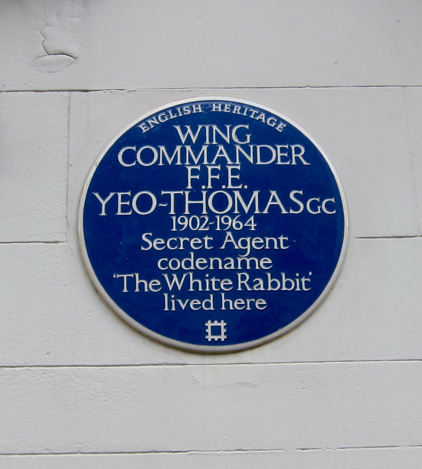 Wing Commander Yeo-Thomas Marker