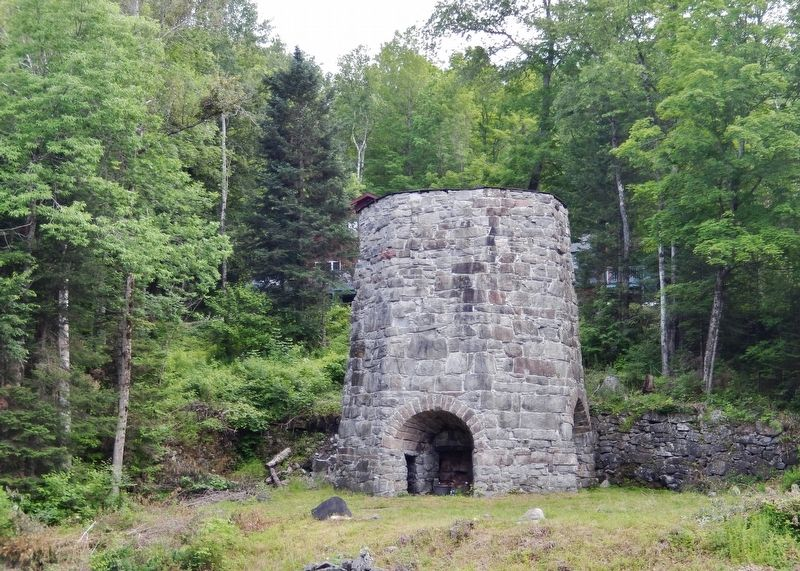 Iron Furnace image. Click for full size.
