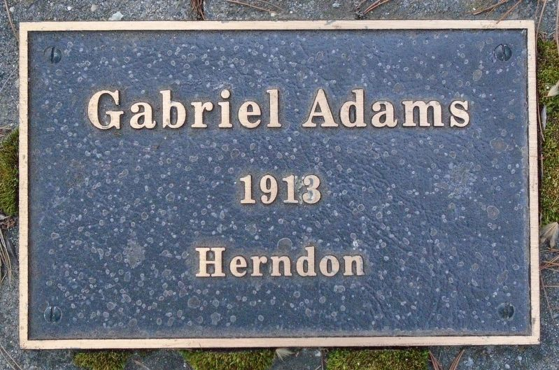 War Hero Memorial Pinery Adams Marker image. Click for full size.