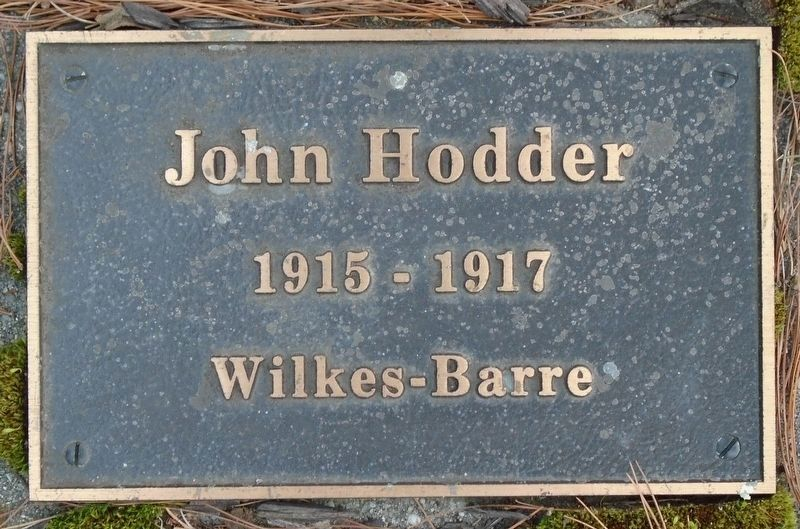 War Hero Memorial Pinery Hodder Marker image. Click for full size.