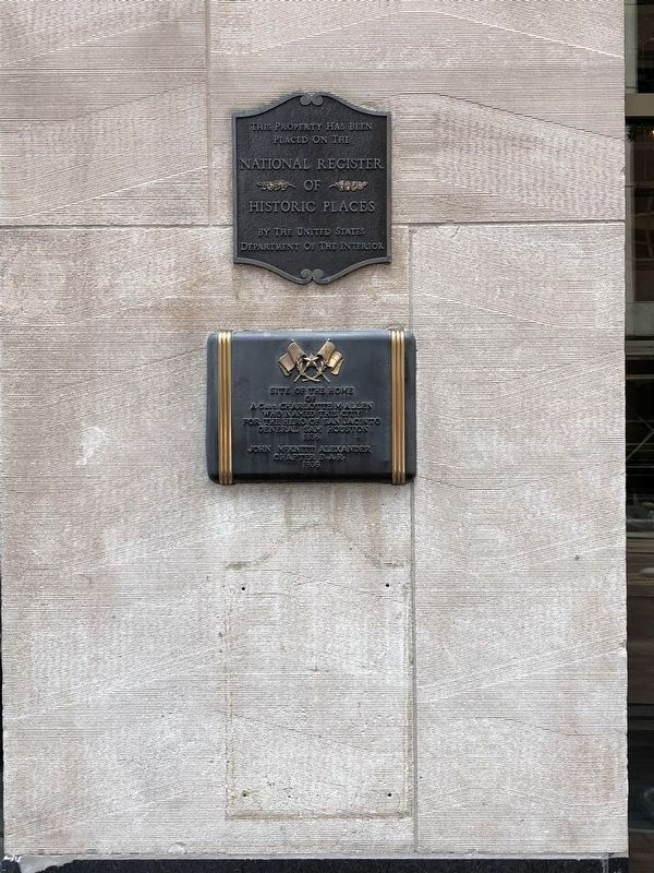 Gulf Building Marker Missing image. Click for full size.