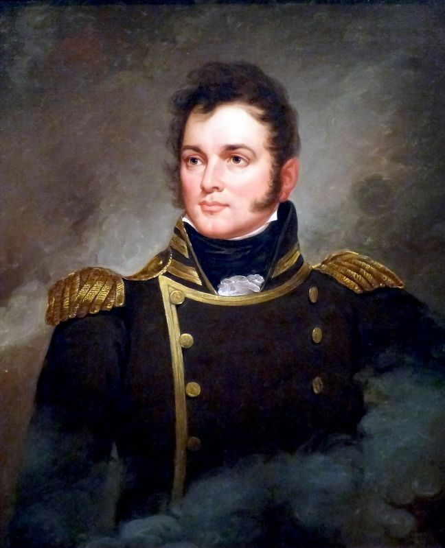 Oliver Hazard Perry image. Click for full size.