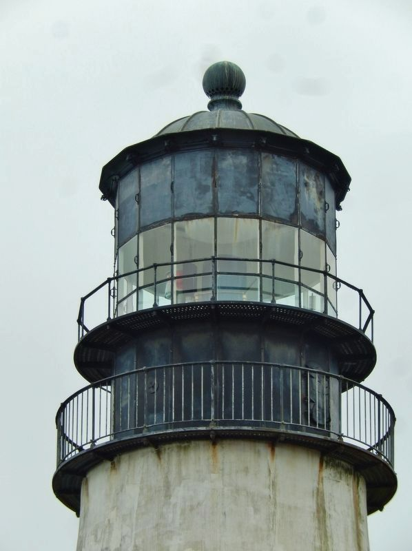 Cape Disappointment Lighthouse image. Click for full size.