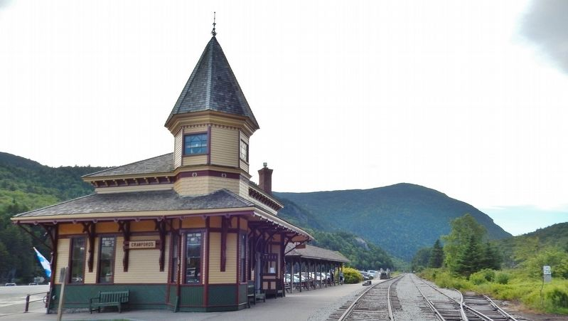 Crawford Depot image. Click for full size.