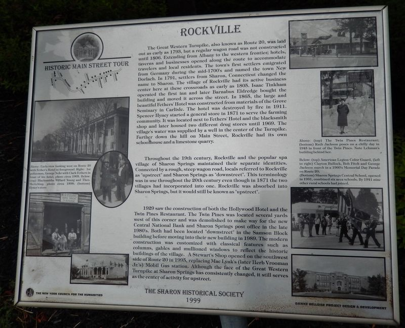 Rockville Marker image. Click for full size.