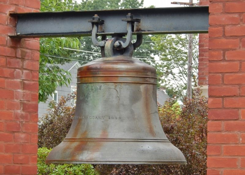 Fire Bell image. Click for full size.