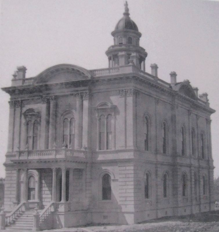 Kern County Courthouse image. Click for full size.