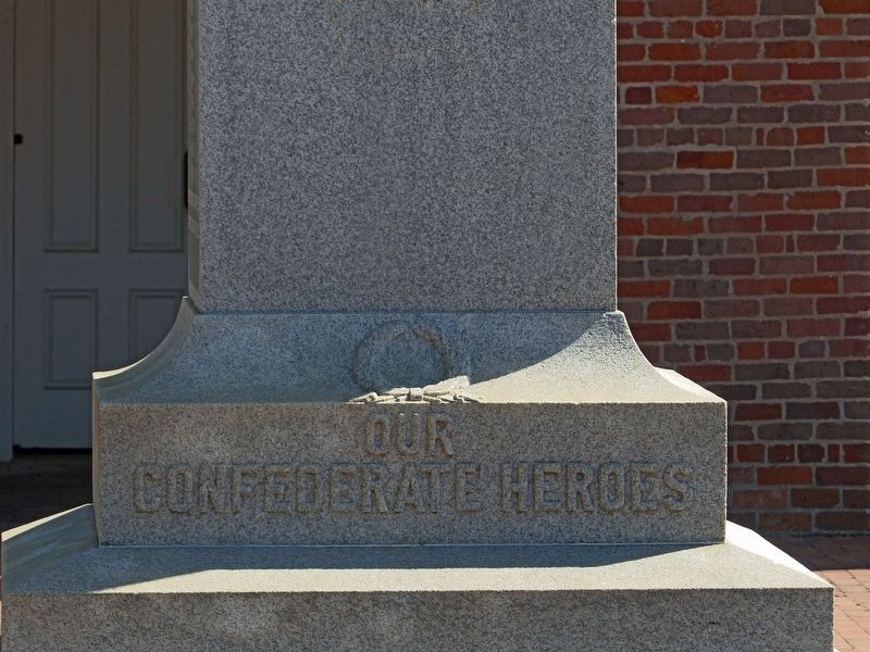 Our Confederate Heroes image. Click for full size.