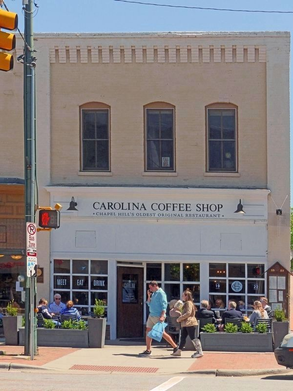 Carolina Coffee Shop image. Click for full size.