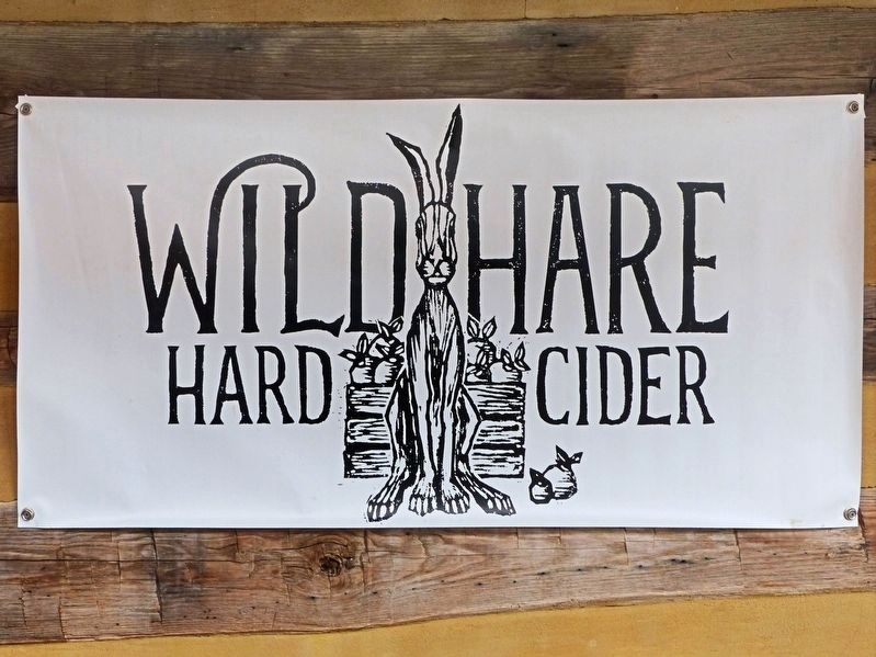 Wild Hare<br>Hard Cider image. Click for full size.