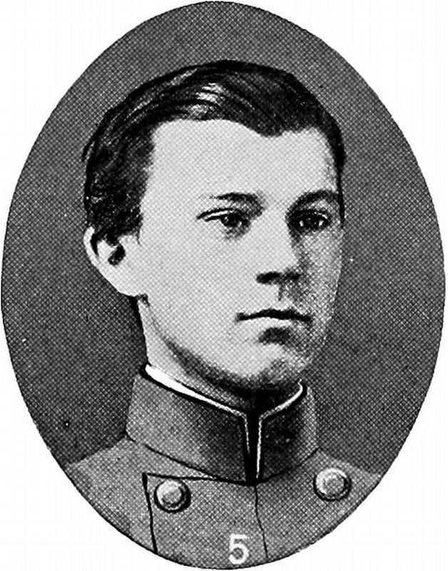 Henry A. London, during the Civil War image. Click for full size.