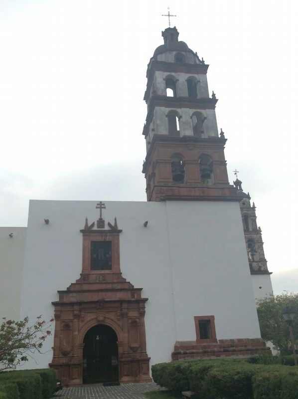 Church and Former Convent of San Buenaventura image. Click for full size.