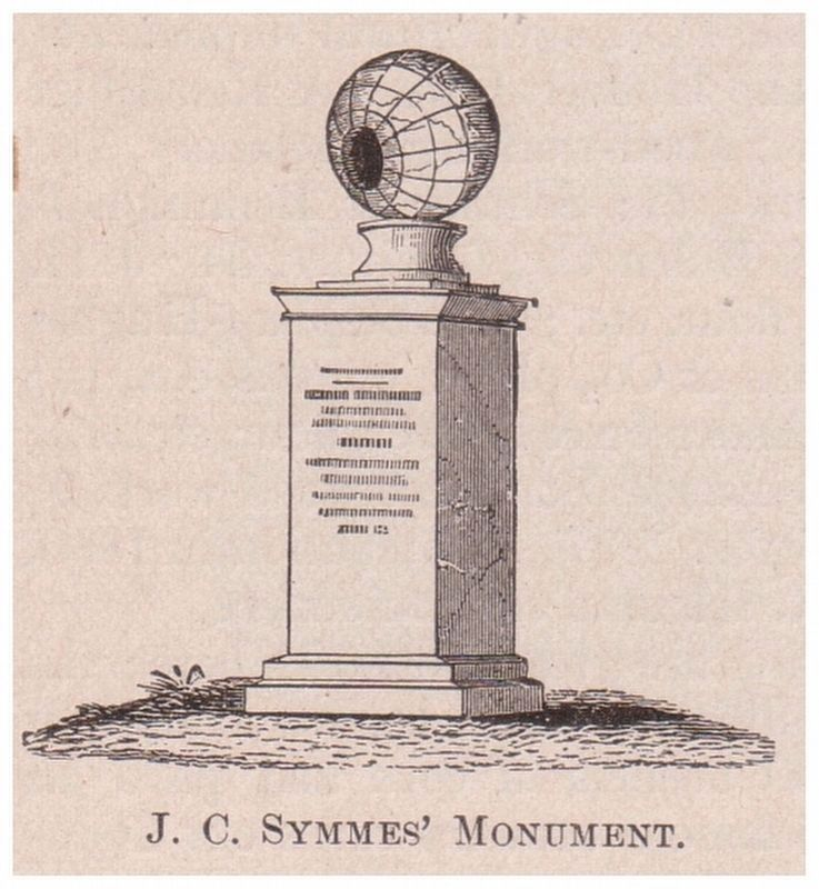 Symmes Monument Marker image. Click for full size.