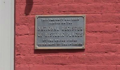 Harriet Campbell-Taylor House Marker image. Click for full size.