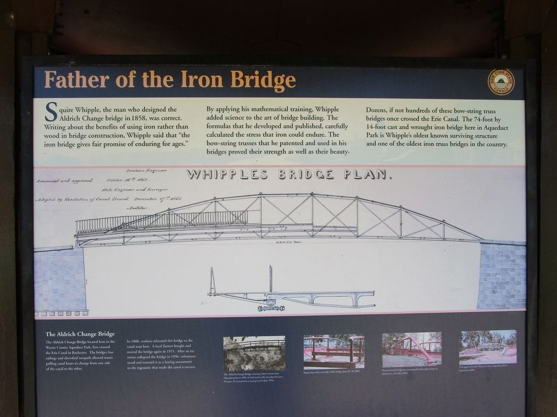 Father of the Iron Bridge image. Click for full size.