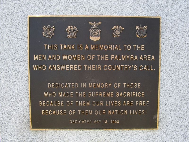 This Tank Memorial image. Click for full size.