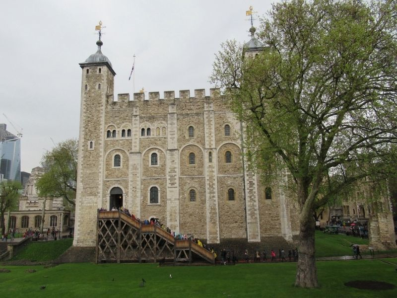 The White Tower image. Click for full size.