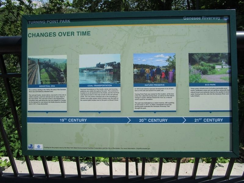 Changes Over Time Marker image. Click for full size.