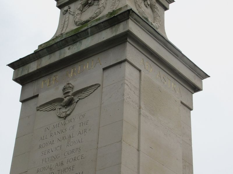 Royal Air Force Memorial image. Click for full size.