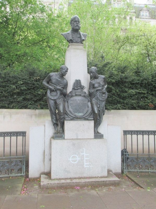 Samuel Plimsoll Monument image. Click for full size.