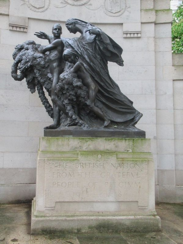 Monument of Belgium's Gratitude image. Click for full size.