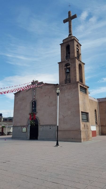 The Virgin of Guadalupe Church image. Click for full size.
