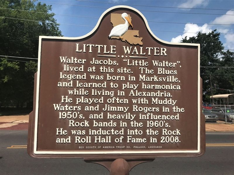 Little Walter Marker image. Click for full size.