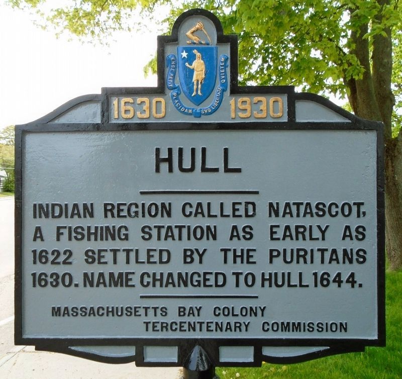 Hull Marker image. Click for full size.