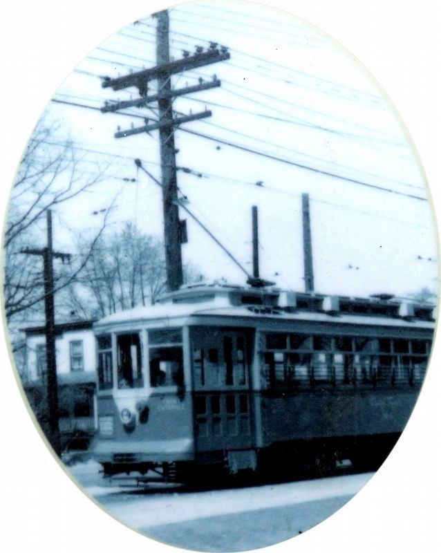 Maryland Streetcar Line image. Click for full size.