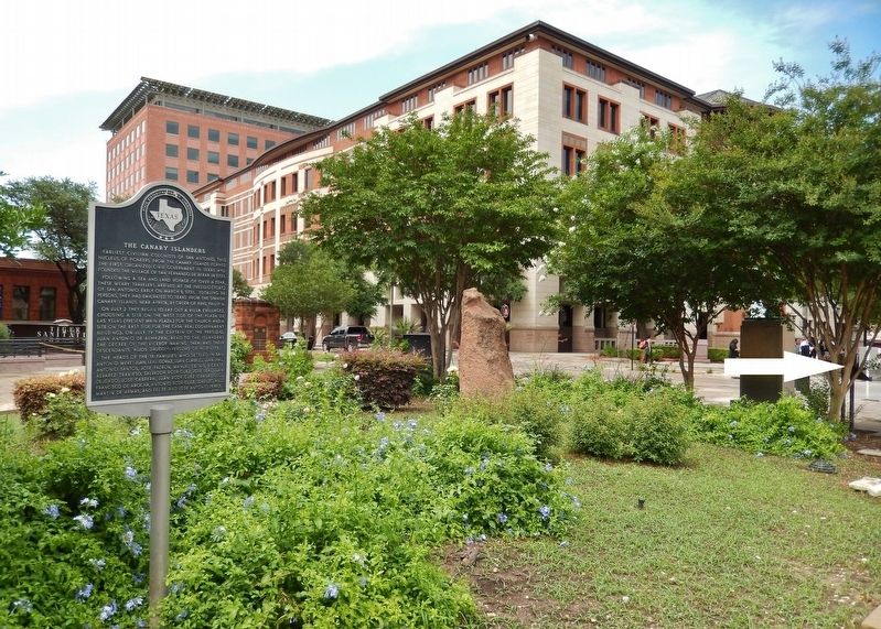 Bexar County Commissioners Court Historical Marker