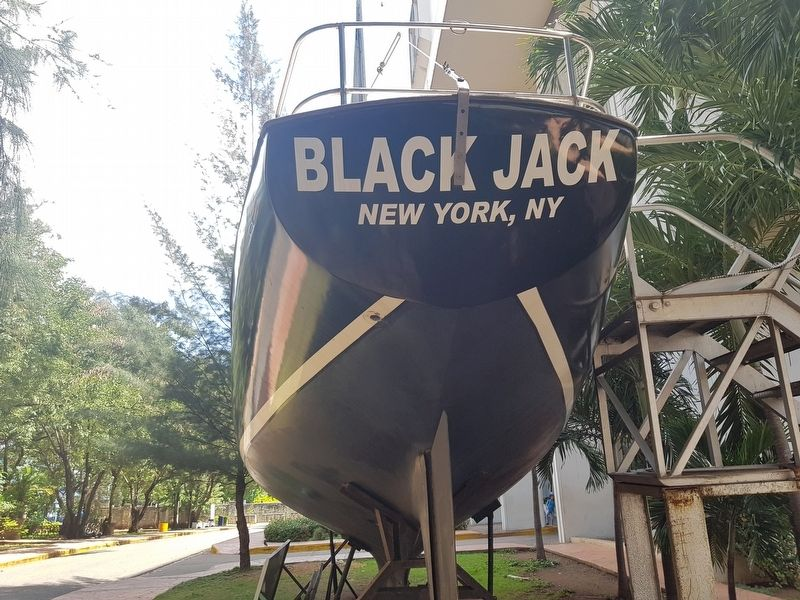 The Black Jack's stern image. Click for full size.