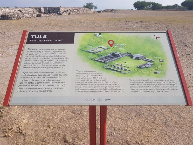 Tula Marker image. Click for full size.