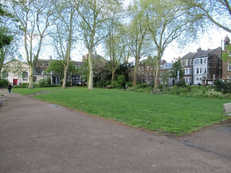 Newington Green image. Click for full size.