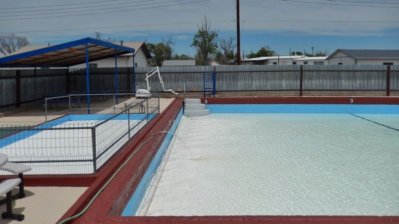 Hugo Municipal Pool (<i>filling the pool for summer opening day!</i>) image. Click for full size.