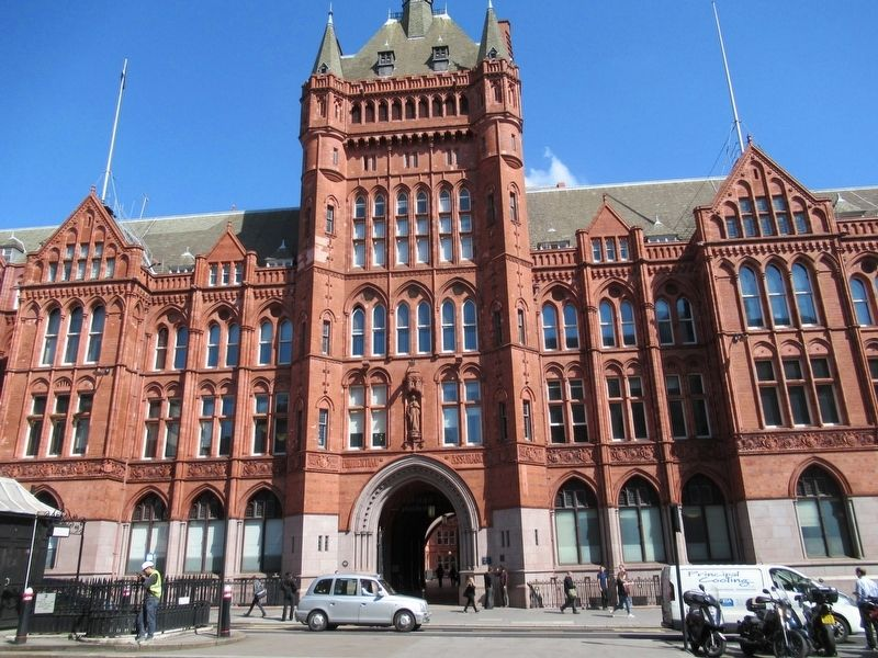 The Prudential Assurance Building image. Click for full size.