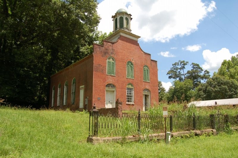 Rodney Presbyterian Church image. Click for full size.
