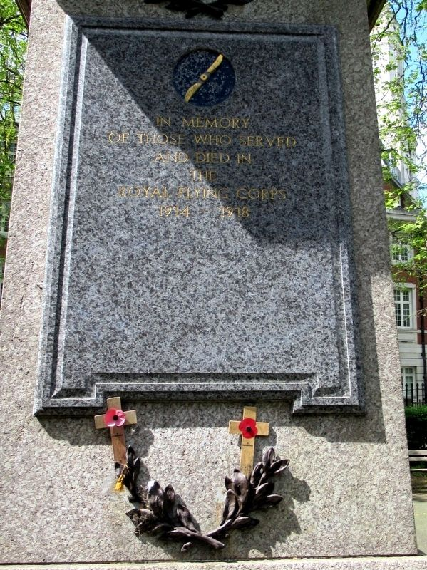 Finsbury War Memorial image. Click for full size.