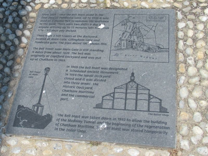 The Bell Mast Marker 4 image. Click for full size.