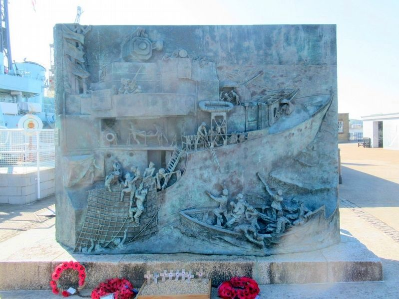 The Destroyer Memorial image. Click for full size.