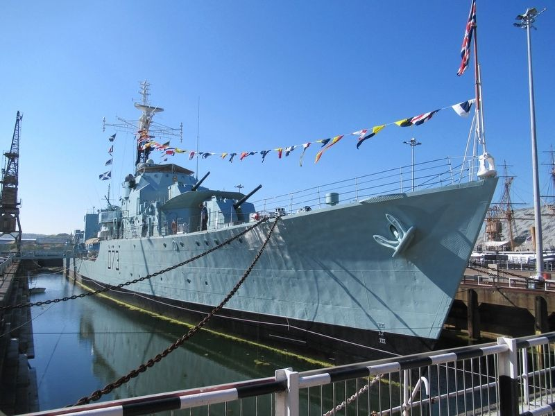 HMS Cavalier image. Click for full size.