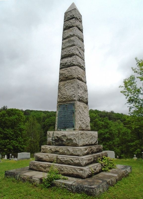 Civil War Memorial image. Click for full size.