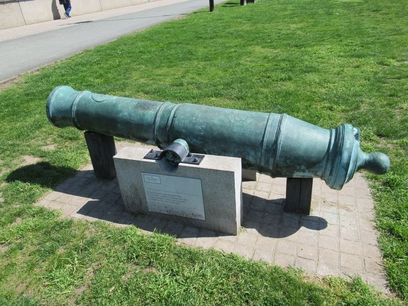 Turkish Gun & Marker image. Click for full size.