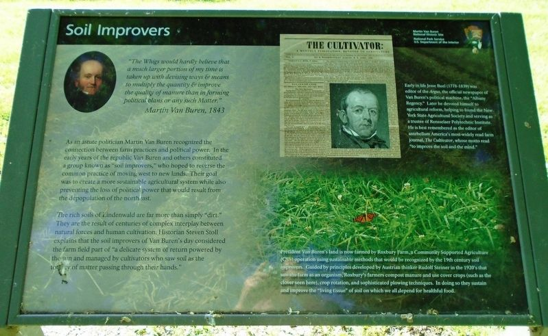 Soil Improvers Marker image. Click for full size.