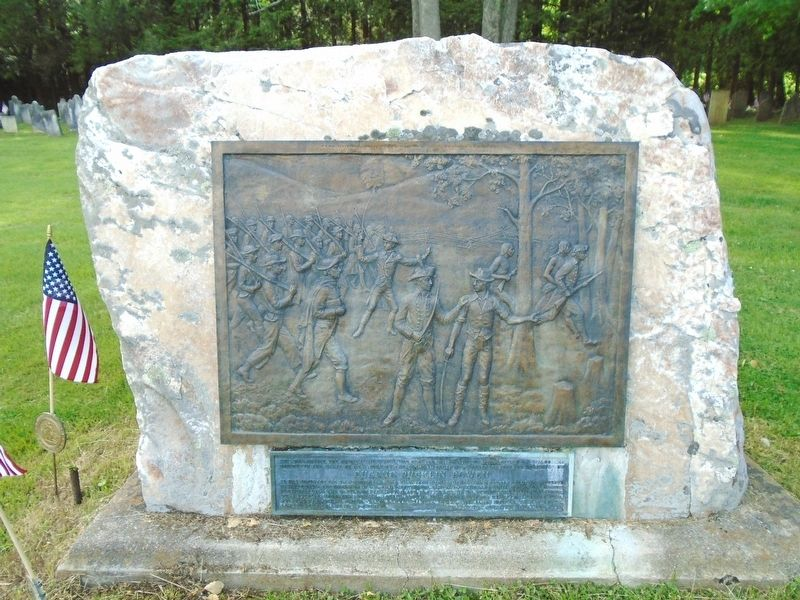 Berkshire County Patriots Monument image. Click for full size.